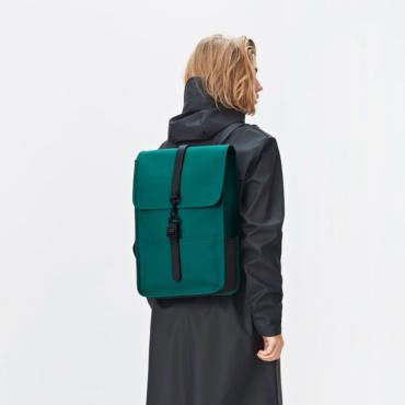 rains backpack mini dark teal