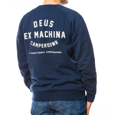 deus camperdown crew navy