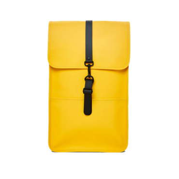 rains bacpack yellow