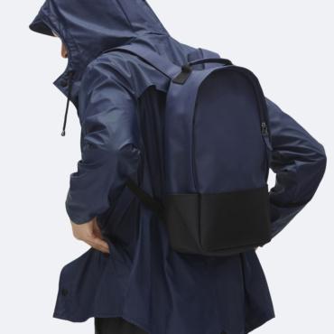 rains city backpack blue