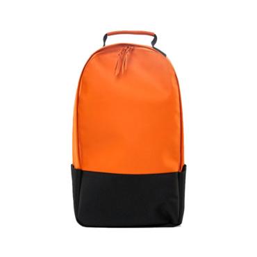 rains city backpack fire orange