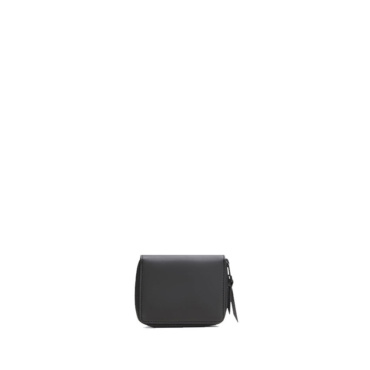 rains small wallet black