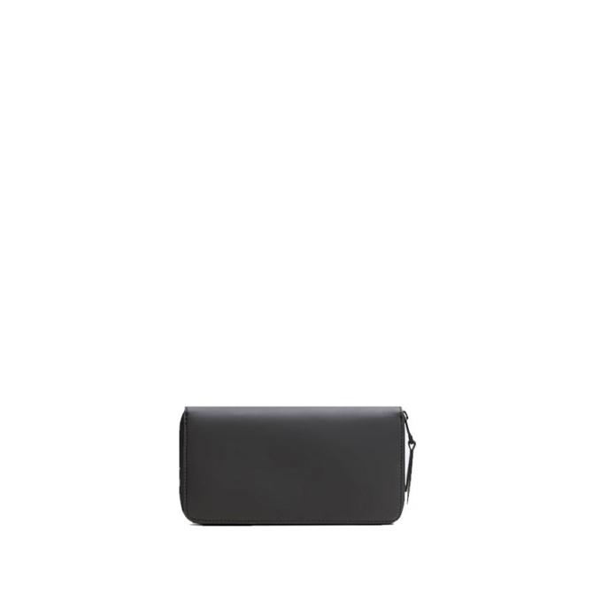 rains wallet black