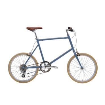 tokyobike mini velo matt blue grey