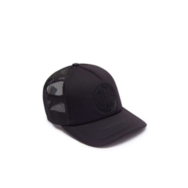 deus pill trucker black