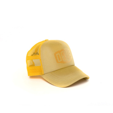 deus sunny shield trucker pale gold
