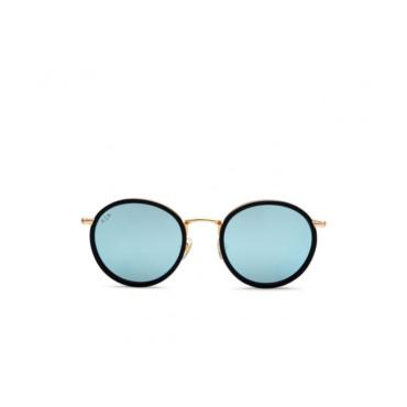 kapten & son sunglasses amsterdam matt black blue