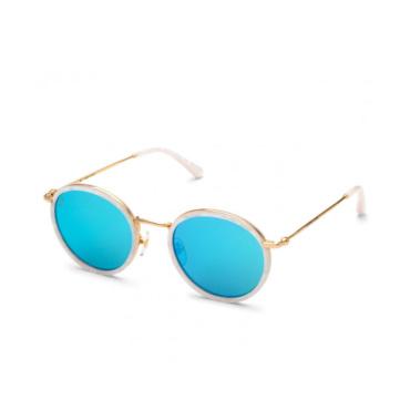 kapten & son sunglasses amsterdam pearl blue