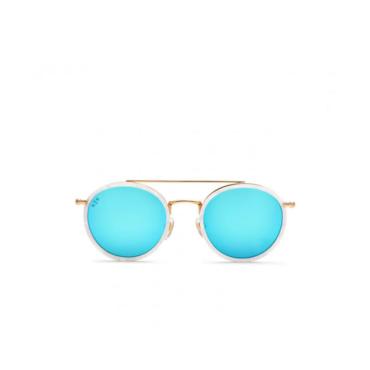 kapten & son sunglasses bali pearl blue