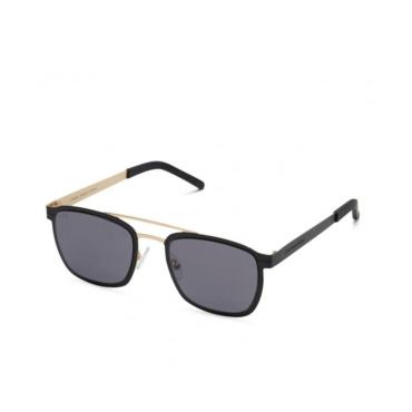 kapten & son sunglasses cologne all black