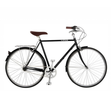 linus roadster 3 black
