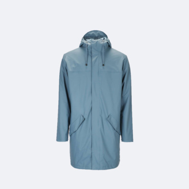 rains alpine jacket pacific blue