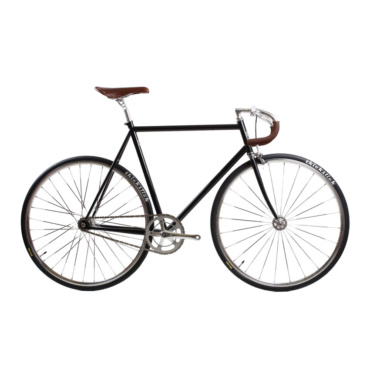 brick lane bikes city classic fixie & single speed black