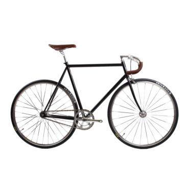 brick lane bikes city classic fixie & single speed black