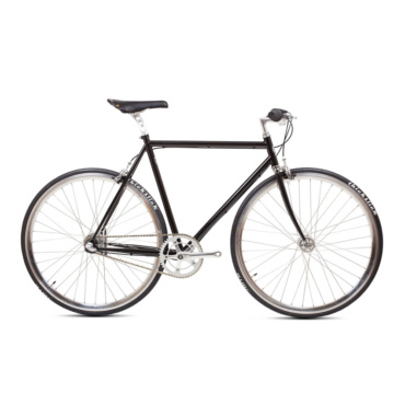 Brick Lane Bikes Classic Commuter 3 Speed Bike Black