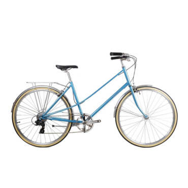 brick lane bikes lola 8 speed ladies bike malibu blue