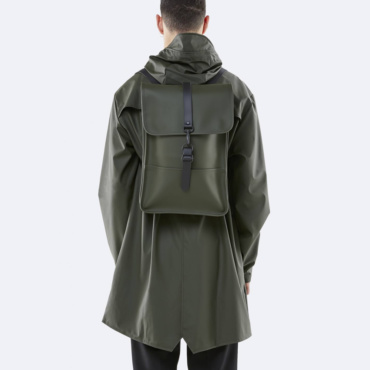 rains backpack mini green