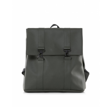 rains msn bag green