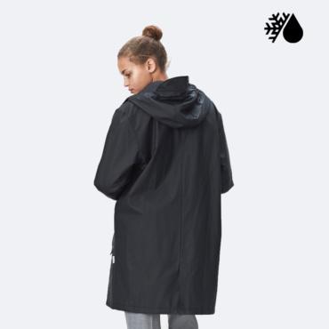 rains alpine jacket black