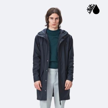 rains alpine jacket blue