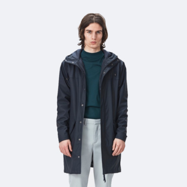 rains alpine jacket blue