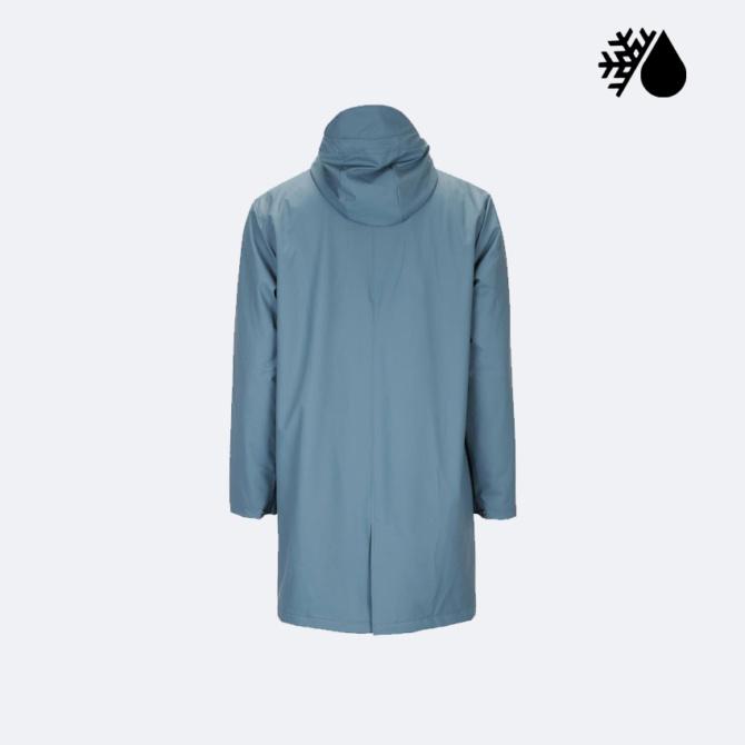 rains alpine jacket pacific blue