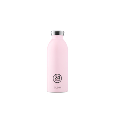24 bottles clima bottle 500ml candy pink