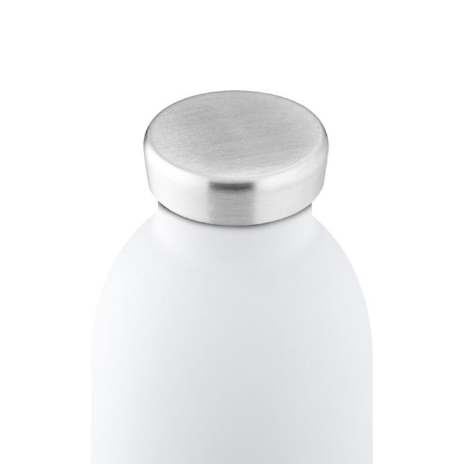 24 bottles clima bottle 500ml ice white