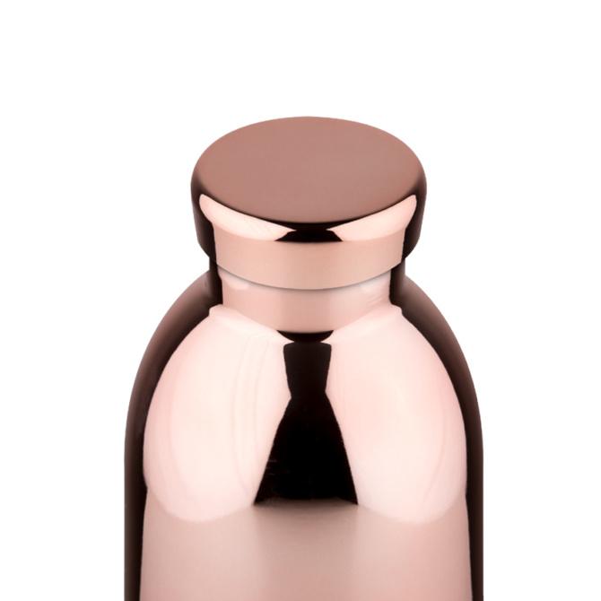 24 bottles clima bottle 500ml rose gold