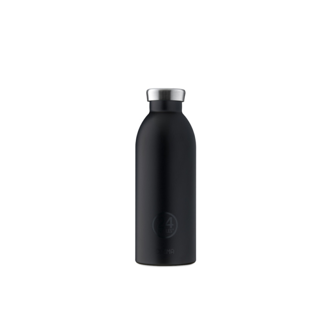 24 bottles clima bottle 500ml tuxedo black