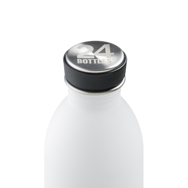 24 bottles urban bottle 500ml ice white