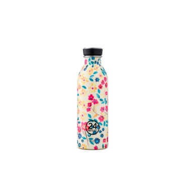 24 bottles urban bottle 500ml petit jardin