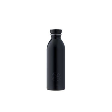 24 bottles urban bottle 500ml tuxedo black