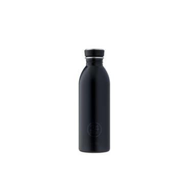 24 bottles urban bottle 500ml tuxedo black