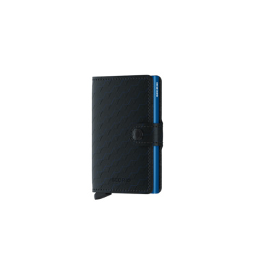 secrid miniwallet optical black