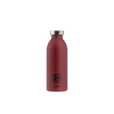 24 bottles clima bottle 500ml country red