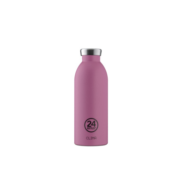 24 bottles clima bottle 500ml mauve