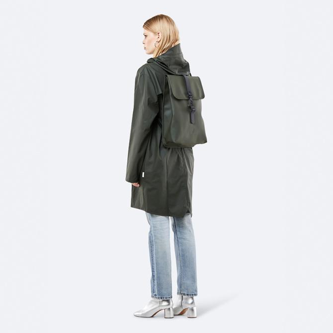 rains rucksack green