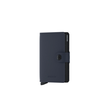 secrid miniwallet matte night blue