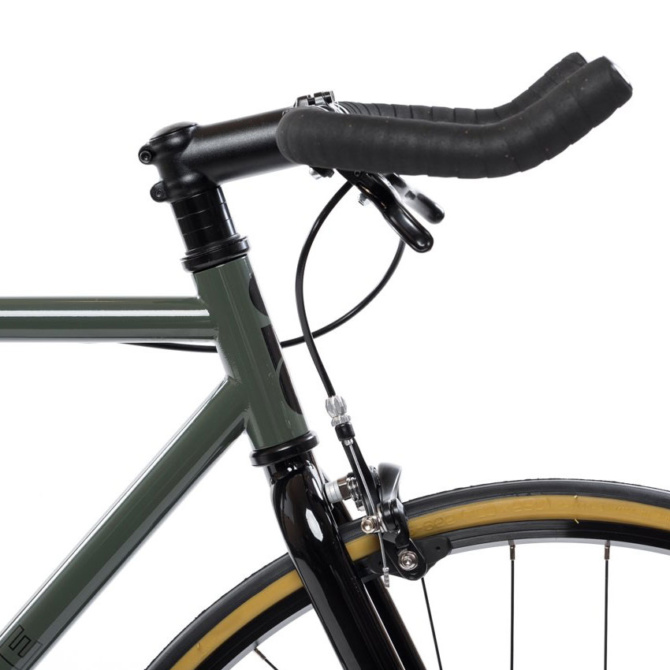 state bicycle co. army green
