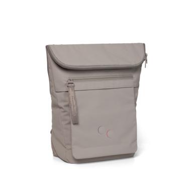 pinqponq klak backpack cement taupe