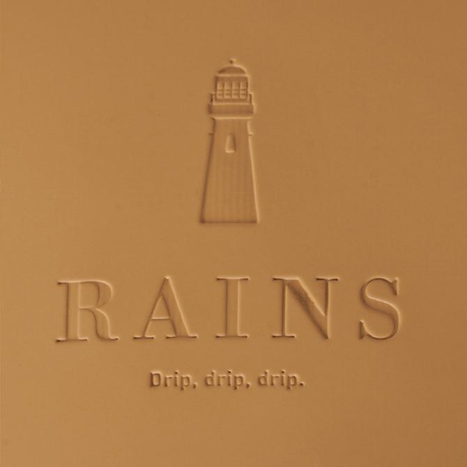 rains msn bag khaki