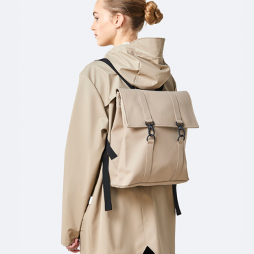 rains msn bag mini taupe