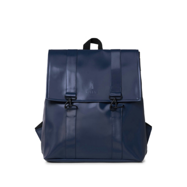 rains msn bag shiny blue