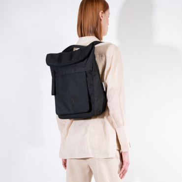 pinqponq klak backpack rooted black