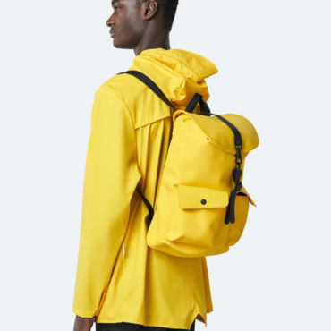 rains camp backpack yellow