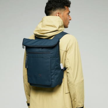 pinqponq klak backpack slate blue