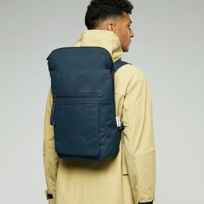 pinqponq klak backpack slate blue