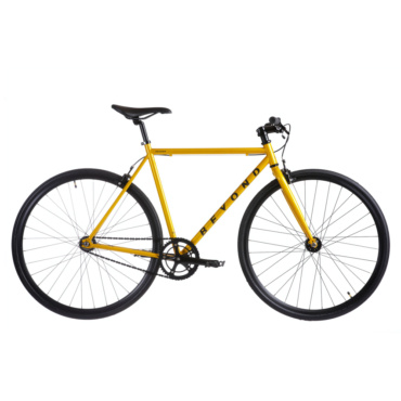 beyond cycles viking yellow