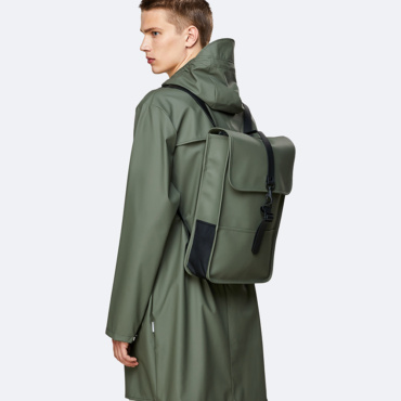 rains backpack mini olive